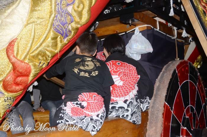 北浜御輿(みこし) 半被・Tシャツ 祭り装束