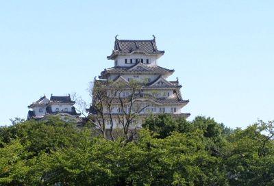 姫路城で一刻一秒