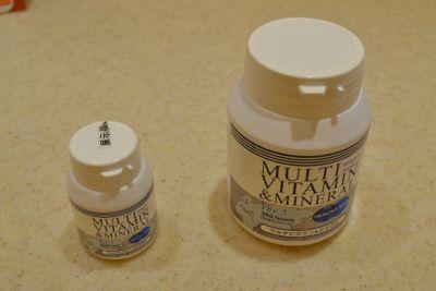 医療用のビタミンサプリ