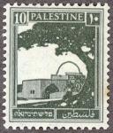 英領パレスチナ・ラケルの墓