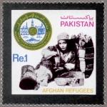 パキスタン・第三回イスラム諸国サミット(難民少女)