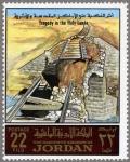 ヨルダン・破壊された鉄道