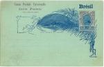 ブラジル・1896年葉書