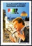 パレスチナ・ダルウィーシュ(2008)