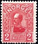 ノルウェー・ホーコン7世(1909)