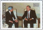 ウズベキスタン・独立10周年
