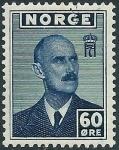 ノルウェー亡命政府・国王肖像