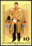 タイ・ラーマ10世誕生日(2017)
