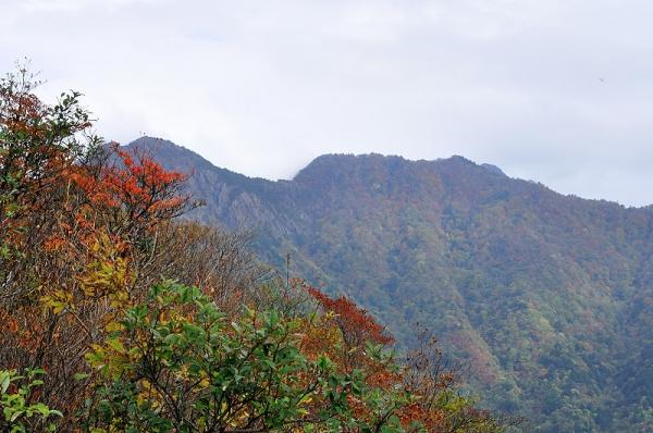 9西赤石山17.10.24