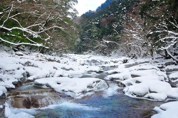 12面河渓谷18.01.15