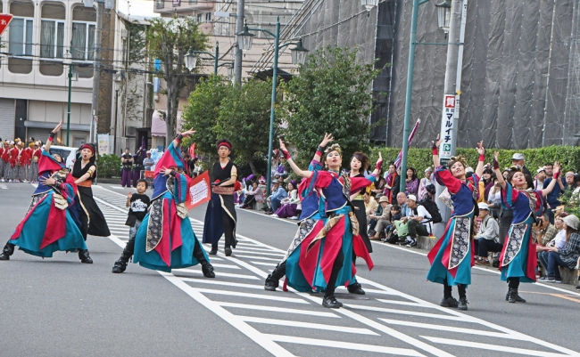 14271-2018年よさこい祭り-2
