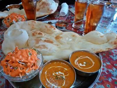 印度キッチン カレー