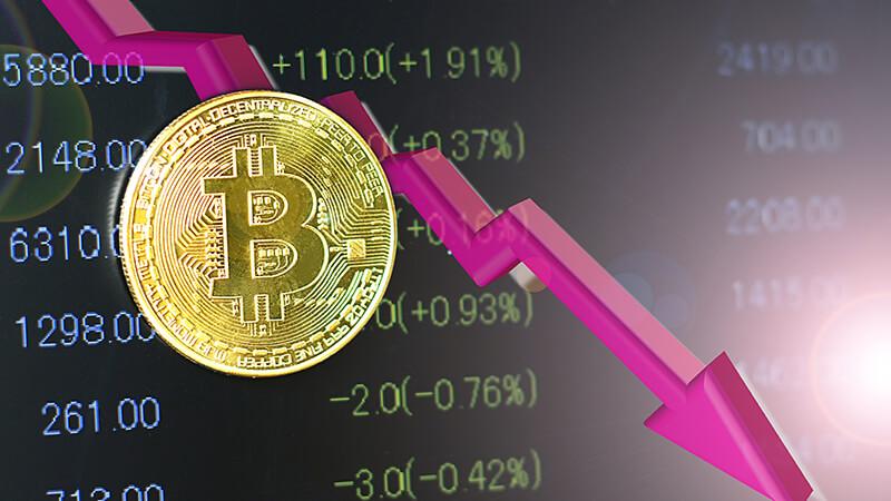 仮想通貨が暴落し借金を背負う可能性はあるのか?